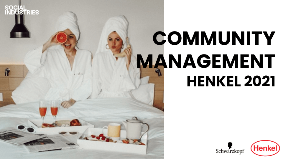 Upbeater Community Mgmt. Social Industries Henkel